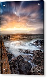 Tomorrow Acrylic Print by John Farnan