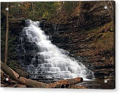 Too Many Steps To Count... Acrylic Print by Gene Walls