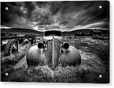 Too Old To Drive Acrylic Print by Carsten Schlipf