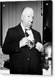 Topaz, Director Alfred Hitchcock Acrylic Print by Everett