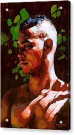 Torano In The Afternoon Acrylic Print by Douglas Simonson