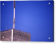 Tower One Acrylic Print by Jon Neidert
