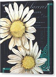 Tranquil Daisy 1 Acrylic Print by Debbie DeWitt