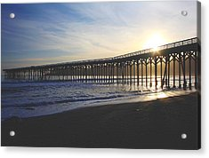 Transitions Acrylic Print by Laurie Search