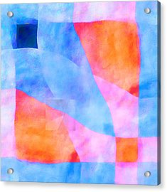 Translucence Number 3 Acrylic Print by Carol Leigh