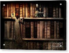 Treasure Hunt Acrylic Print by Aimee Stewart