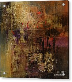 Treasure Acrylic Print by Melody Cleary