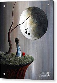 Tree Of Promise By Shawna Erback Acrylic Print by Shawna Erback