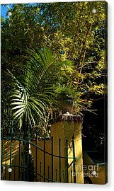 Tropical Invitation Acrylic Print by Susanne Van Hulst