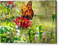 True Beauty........... Acrylic Print by Tanya Tanski