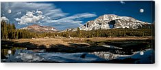 Tuolumne Meadows Acrylic Print by Cat Connor