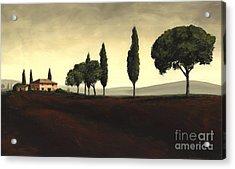 Tuscan Style  Acrylic Print by Michael Swanson