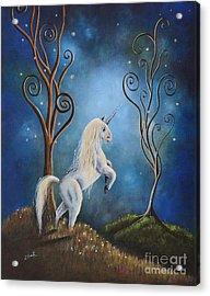 Twilight By Shawna Erback Acrylic Print by Shawna Erback