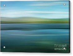 Twin Lakes Acrylic Print by Priska Wettstein