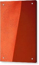 Two Shades Of Shade Acrylic Print by Peter Tellone
