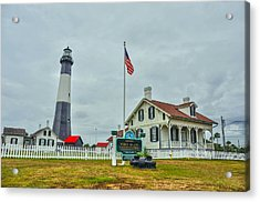 Tybee Island Lighthouse Acrylic Print by Donnie Smith