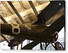 Udvar-hazy Center - Smithsonian National Air And Space Museum Annex - 121294 Acrylic Print by DC Photographer