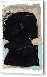 Umbra No. 2 Acrylic Print by Mark M  Mellon