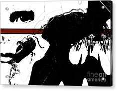Undercover Acrylic Print by Gerlinde Keating - Galleria GK Keating Associates Inc