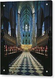 United Kingdom. England. Greater Acrylic Print by Everett