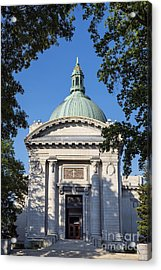 United States Naval Academy Chapel Acrylic Print by John Greim