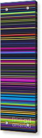 Unity Of Colour 2 Acrylic Print by Tim Gainey