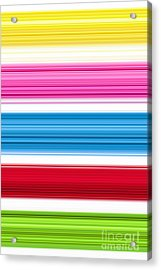 Unity Of Colour 3 Acrylic Print by Tim Gainey