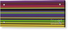Unity Of Colour 5 Acrylic Print by Tim Gainey