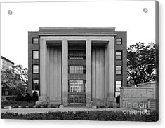 University Of Minnesota Ford Hall Acrylic Print by University Icons