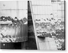 University Of Minnesota Weisman Art Museum Acrylic Print by University Icons