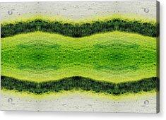 Unnatural 2.1 Acrylic Print by Giovanni Cafagna