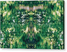 Unnatural 31 Acrylic Print by Giovanni Cafagna