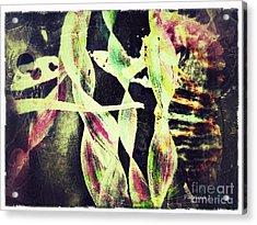 Unraveled Acrylic Print by Patricia Januszkiewicz