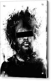 Untitled Acrylic Print by Balazs Solti