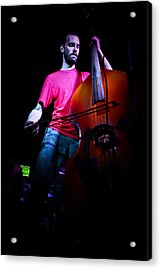 Upright Acrylic Print by Joel Loftus