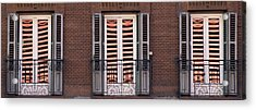 Urban Reflections Acrylic Print by Frank Tschakert