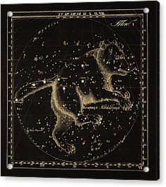 Ursa Major Constellation, 1829 Acrylic Print by Science Photo Library