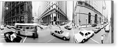 Usa, Illinois, Chicago, Vehicles Acrylic Print by Panoramic Images