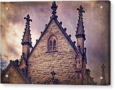 Usa, Indianapolis, Indiana Acrylic Print by Rona Schwarz