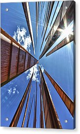 Usa, Washington, Seattle Acrylic Print by Christopher Reed