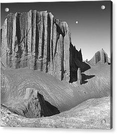 Utah Outback 20 Acrylic Print by Mike McGlothlen