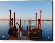 Venice  Acrylic Print by C Lythgo