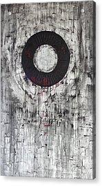 Vicious Circle Acrylic Print by Rob Van Heertum