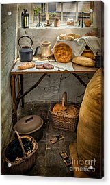 Victorian Bakers Acrylic Print by Adrian Evans
