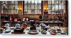 Victorian Kitchen Acrylic Print by Adrian Evans