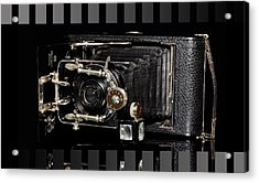 Vintage Camera Ernemann Acrylic Print by Toppart Sweden