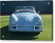 Vintage Porsche Acrylic Print by Jill Reger