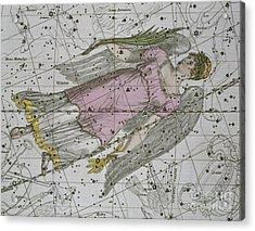 Virgo From A Celestial Atlas Acrylic Print by A Jamieson