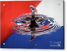 Viva Cuba Libre Acrylic Print by Susan Candelario