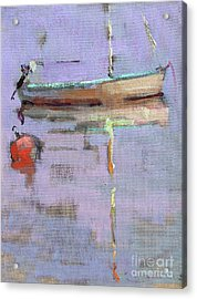 Waiting For You Acrylic Print by Jerry Fresia